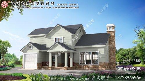 衢江区农村二层楼房设计图纸大全