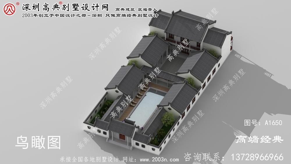 祁东县新中式别墅 居住 空间 舒适 宜人