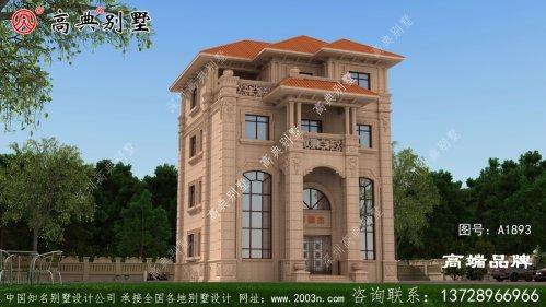 东北农村自建房设计图