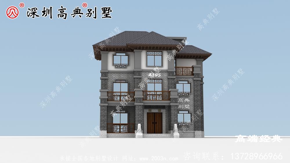 二楼半带露台自建房的照片,这样的房子三代不过时,建吗?